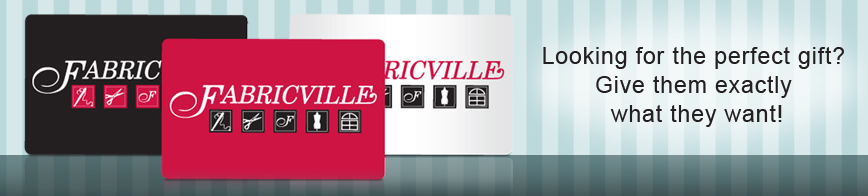 Fabricville Gift Cards