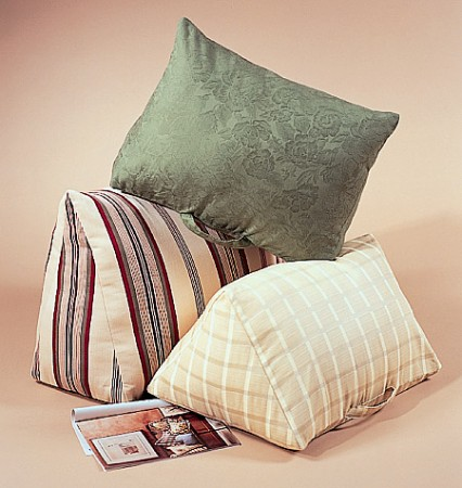 M4123 Comfort Zone Pillows & Bolsters (size: All Sizes In One Envelope)
