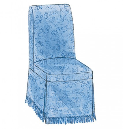 M4404 Chair Cover Essentials (size: One Size Only)