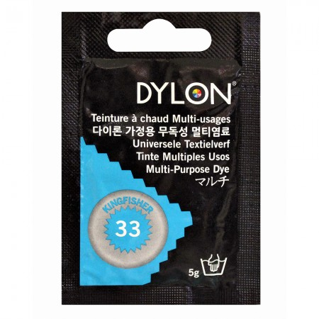 DYLON #33 Multi Purpose Dye - Kingfisher