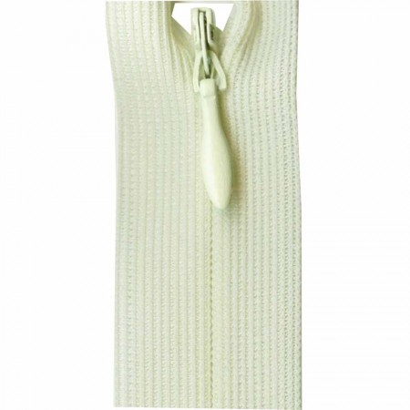 "COSTUMAKERS Invisible Closed End Zipper 20cm (8"") - Ivory - 1780"