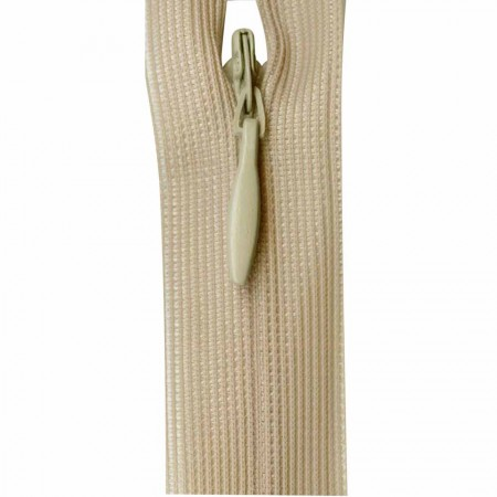 "COSTUMAKERS Invisible Closed End Zipper 20cm (8"") - Light Beige - 1780"