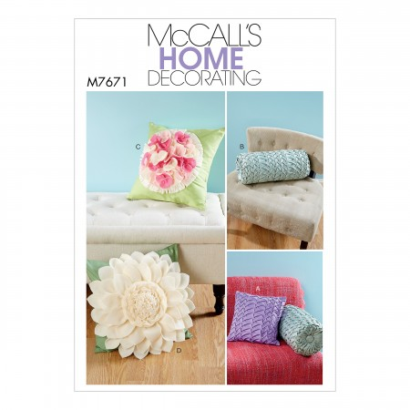 M7671 Pillows (size: One Size)