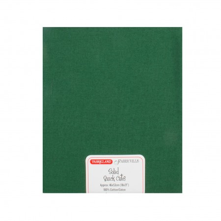 Fat Quarters - Forest Green