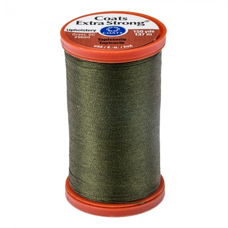 COATS EXTRA STRONG 137M-150YD BRONZE GREEN