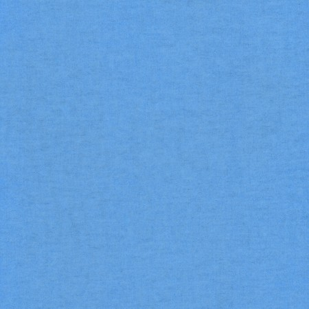 Plain Flannelette - Cornflower blue