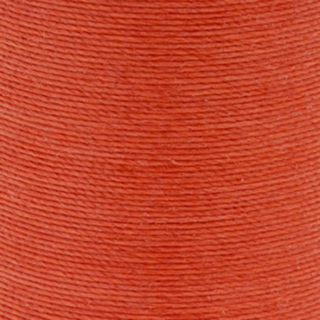 COATS COTTON COVERED BOLD HAND QUILT THREAD  160M/175YD - TANGO
