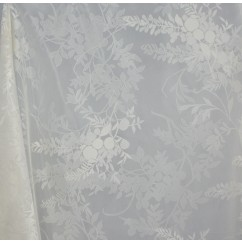 Home Decor Fabric - Wide width lace - Dorina - Natural