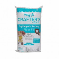 FAIRFIELD Crafter's Choice® Dry Packing Fiber Fill - 283g (10 oz) bag