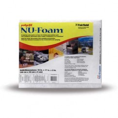 FAIRFIELD NuFoam™ Cushion - 3 inch thick