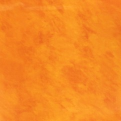 Tablecloth Vinyl - Brushed orange - Orange