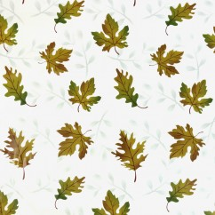 Tablecloth Vinyl - Leaves - Green