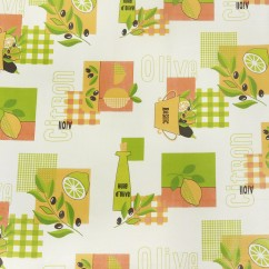 Tablecloth Vinyl - Spices - Multicolour