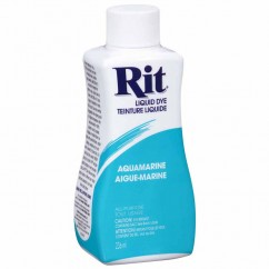 RIT All Purpose Liquid Dye - Aquamarine - 236 ml (8 oz)