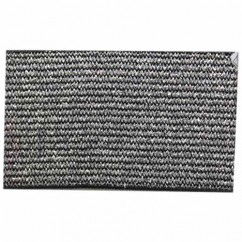 CREATIV DÉCOR Metallic Cinch Elastic 35mm x 10m - Black/Silver