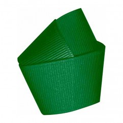 ELAN Grosgrain Ribbon 24mm x 5m - Green