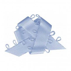 ELAN Picot Trim Ribbon 6mm x 5m - Sky Blue