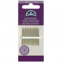 DMC #1766/2 - Quilting Needles Size 7
