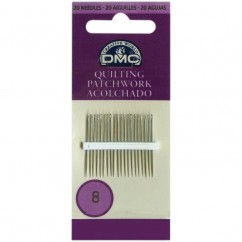 DMC #1766/3 - Quilting Needles Size 8