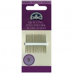 DMC #1766/4 - Quilting Needles Size 9