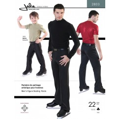 Jalie Pattern 2803 - Men's skating pants