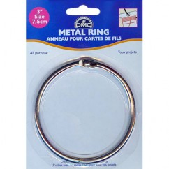"DMC #6111 - 3"" Metal Craft Ring"