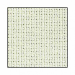 "DMC CHARLES CRAFT #GD1436BX - 14 Count Gold Standard Aida - 15"" x 18"" -  Antique White"