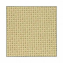 "DMC CHARLES CRAFT #GD1438BX - 14 Count Gold Standard Aida - 20"" x 24"" -  Beige"