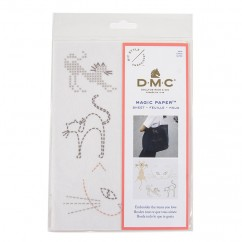DMC Cats Collection Cross Stitch Magic Paper™