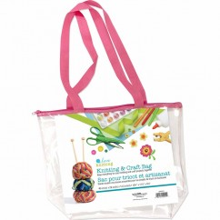 LOVE KNITTING Knitting and Craft Bag