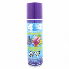 ODIF 404 Spray and Fix Permanent  Repositionable Adhesive for Craft Material - 167g