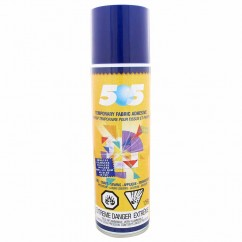 ODIF 505 Spray and Fix Temporary Fabric Adhesive - 250ml (8.5 fl. oz)