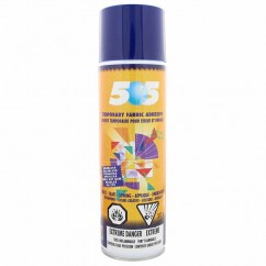 ODIF 505 Spray and Fix Temporary Fabric Adhesive - 500ml (17 fl. oz)