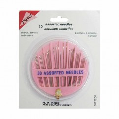 UNIQUE SEWING Handsewing needles assorted - 30pcs