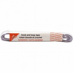 ESPRIT Hook/Loop No-Sew 19mm x 38cm White