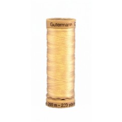 GÜTERMANN Rayon Thread 200m Winter White