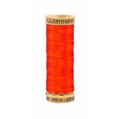 GÜTERMANN Rayon Thread 200m Very Orange