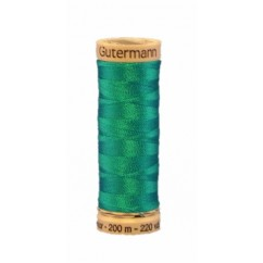 GÜTERMANN Rayon Thread 200m Very Dark Aqua