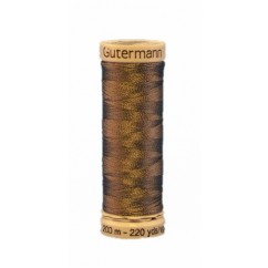 GÜTERMANN Rayon Thread 200m Very Dark Pewter