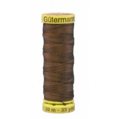 GÜTERMANN Heavy-Duty/Top Stitch Thread 30m Rail Gray