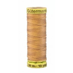 GÜTERMANN Heavy-Duty/Top Stitch Thread 30m Sand