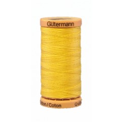 GÜTERMANN Hand Quilting Thread 200m Canary