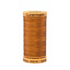 GÜTERMANN Hand Quilting Thread 200m Khaki