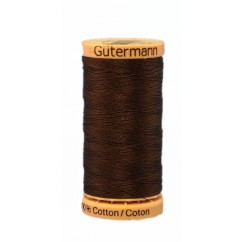GÜTERMANN Hand Quilting Thread 200m Chocolate