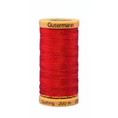 GÜTERMANN Hand Quilting Thread 200m Cranberry