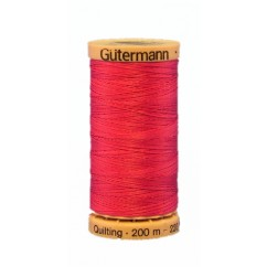GÜTERMANN Hand Quilting Thread 200m Hot Pink