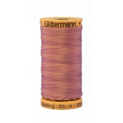 GÜTERMANN Hand Quilting Thread 200m Dahlia