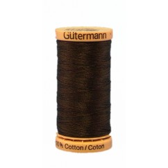GÜTERMANN Hand Quilting Thread 200m Black