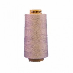 GÜTERMANN Cotton 50wt Thread 3000m - Light Grey