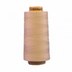 GÜTERMANN Cotton 50wt Thread 3000m - Cream
